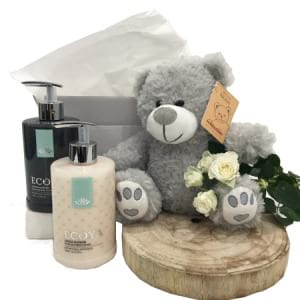 Ecoya Blue & Ted Hamper